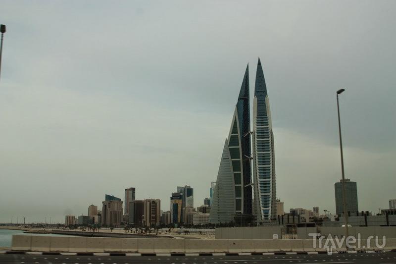 Здания в новом Сити