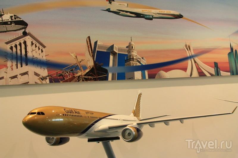 Самолеты Gulf Air