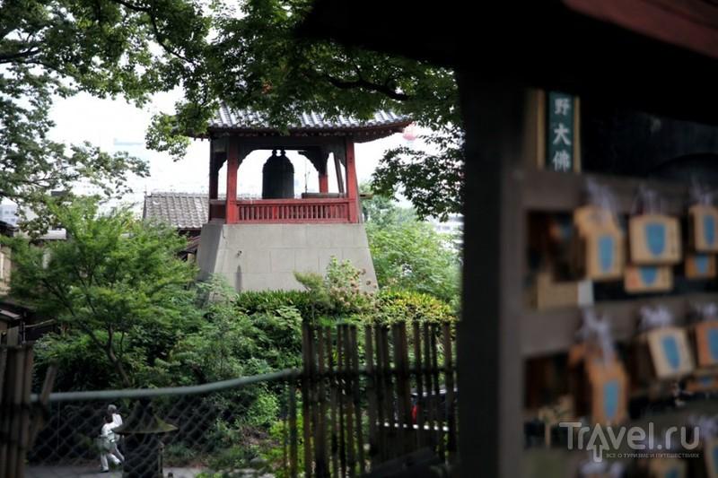 "Токио. Дайбуцу парка Уэно - ""Ochinai Daibutsu"" / Япония"