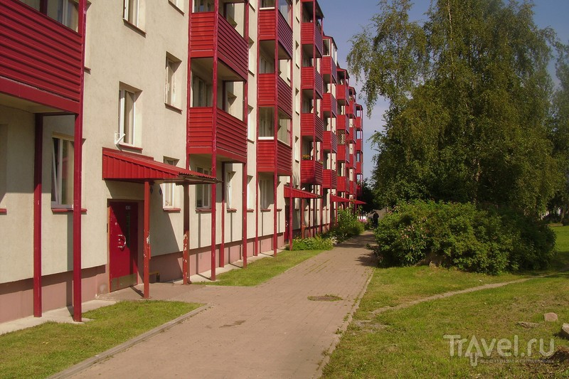 Таллинн, район Ласнамяэ, Эстония / Эстония