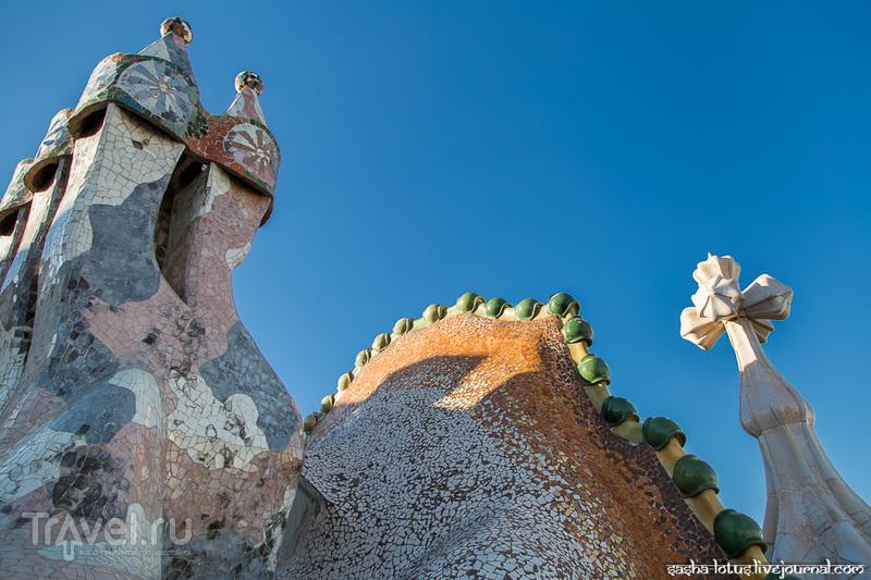 Casa Batllo, дом волшебника / Фото из Испании