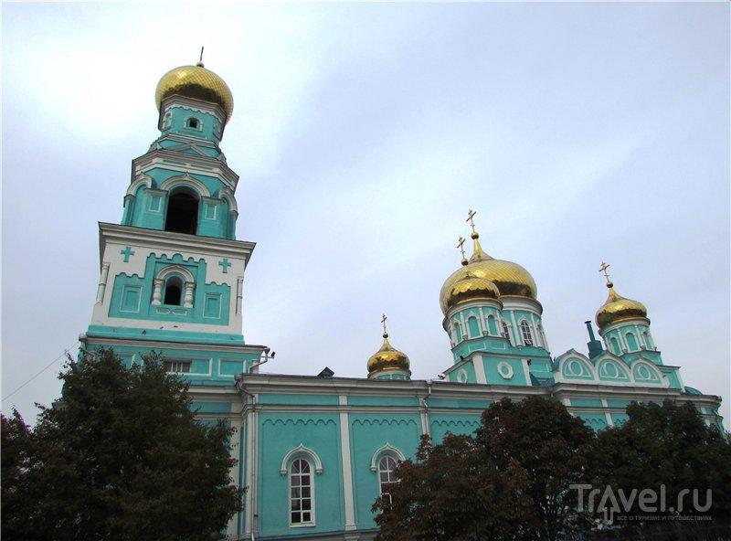 Сызрань в сентябре / Россия