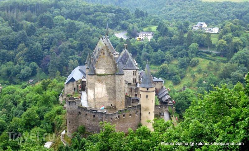 Люксембург, страна и город / Люксембург