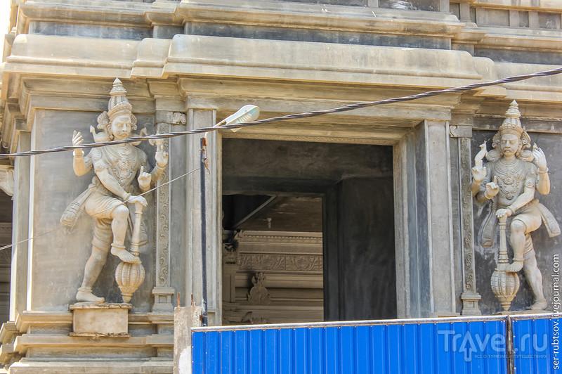 Голландский форт в Галле, Шри-Ланка / Шри-Ланка