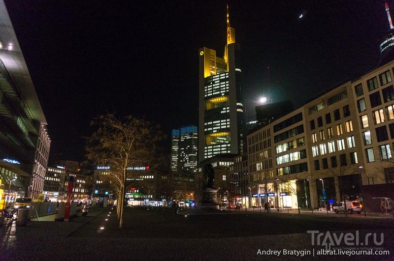 Франкфурт-на-Майне. Февраль 2014 / Германия