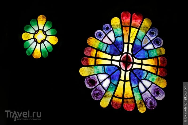 Cripta Gaudí в Колонии Гюэль / Испания