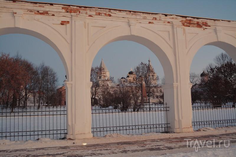Великий Новгород: Ярославово Дворище / Россия