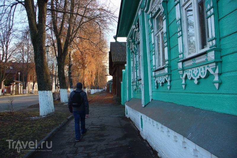 Прогулка к суздальскому Кремлю / Россия