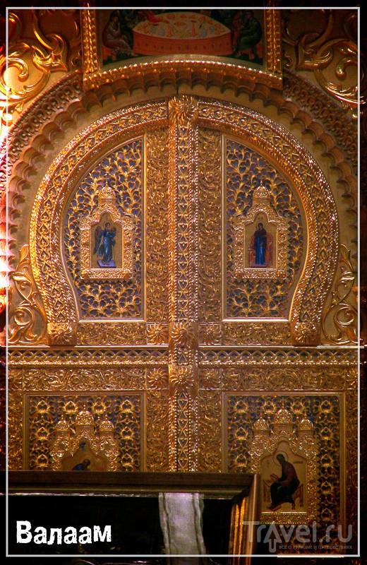 Валаам. Скиты и храмы / Фото из России