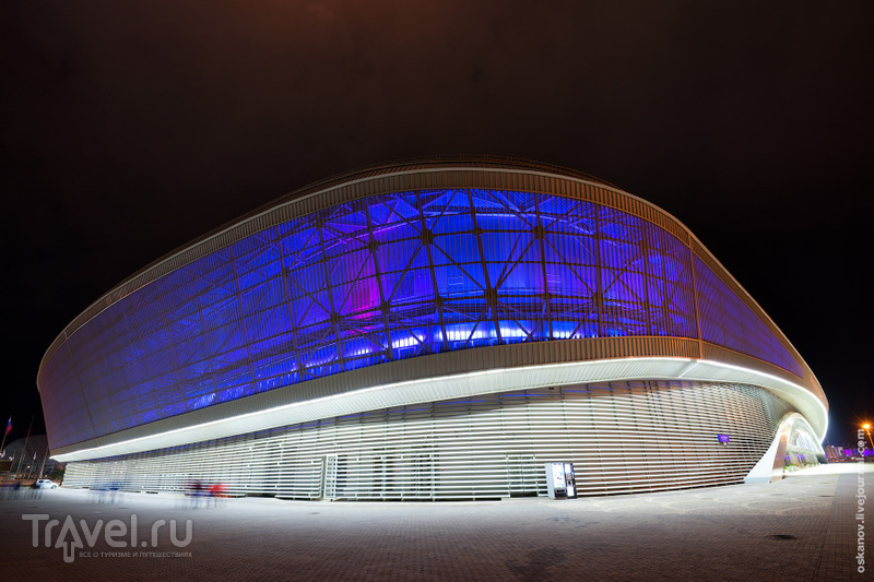 Сочи: Олимпийский парк / Фото из России