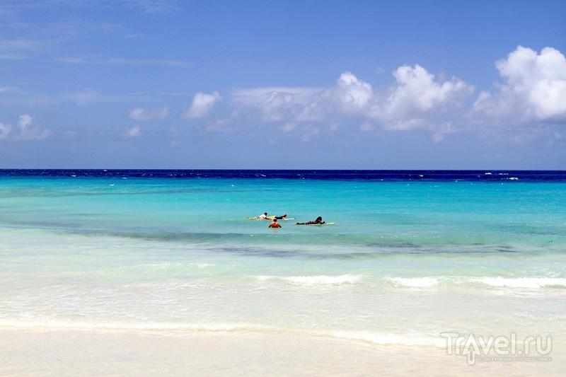 Пляж Рокли Бич, Барбадос / Барбадос