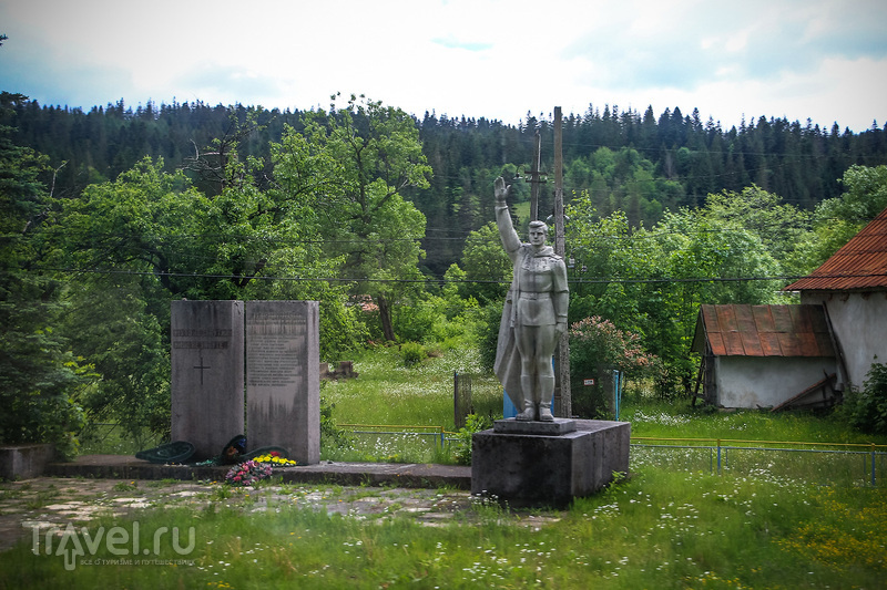 По дорогам Западной Украины / Украина