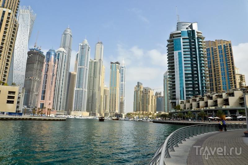 Дубай. Марина / ОАЭ