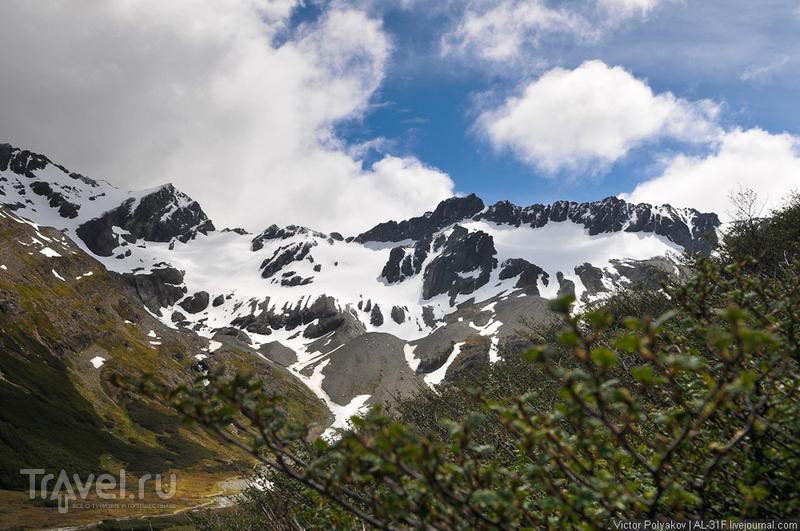 Крайний юг: Огненная земля / Фото из Аргентины