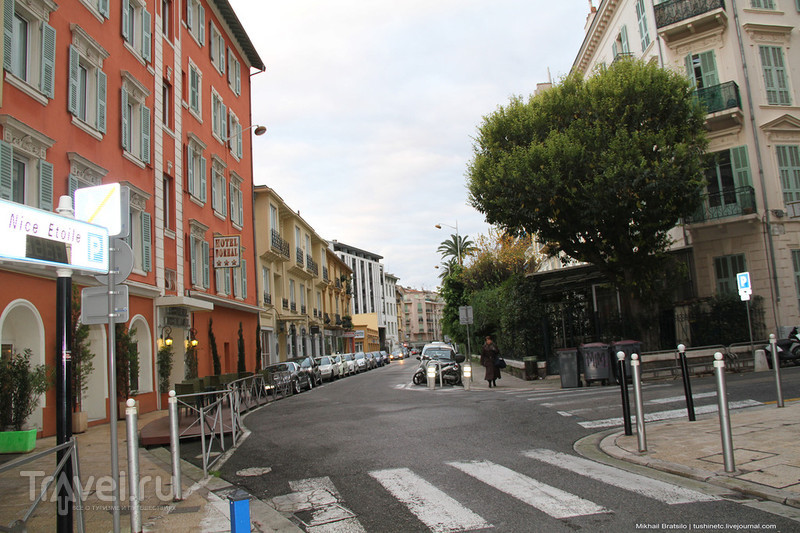 Отель Boréal Nice в Ницце / Франция