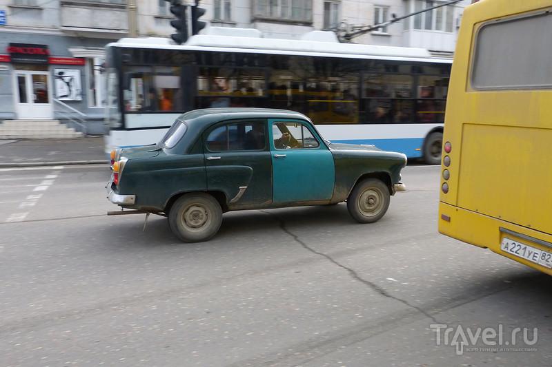 Крымский троллейбус / Россия