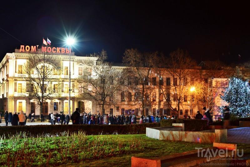 Севастополь зимний / Россия