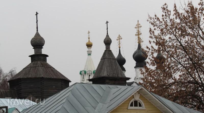 Муром. Посещение Троицкого и Благовещенского монастырей / Россия