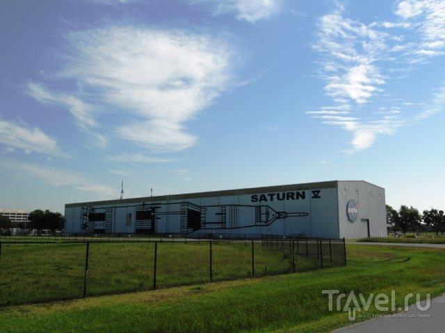 США 2014, Техас и Луизиана. Окрестности Хьюстона. Центр управления полетами NASA / США