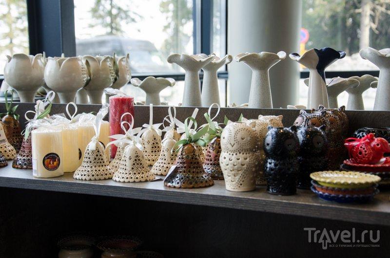 Сувениры сделаны местными мастерами или предприятиями / Фото из Финляндии