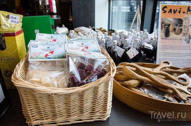 Мармелад с ягодным соком / Фото из Финляндии
