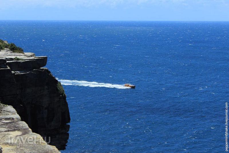 Одно из самых живописных мест Сиднея / Австралия