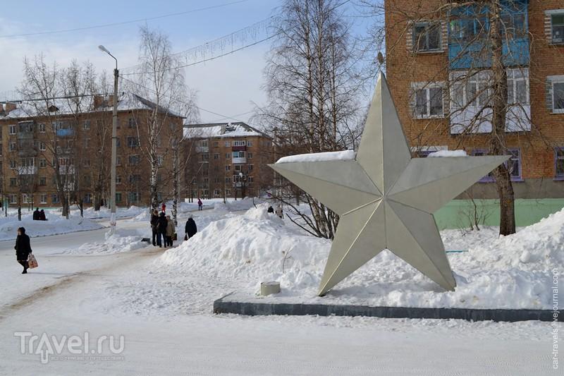 Путешествие по республике Коми. Нижний Одес / Россия