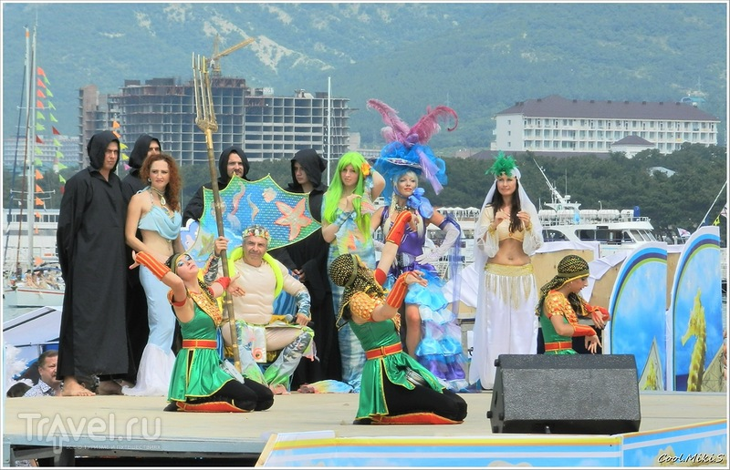 Фестиваль в Геленджике / Россия