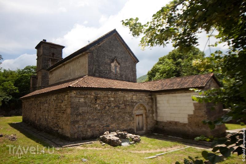 Грузия. Монастырь Убиси / Фото из Грузии