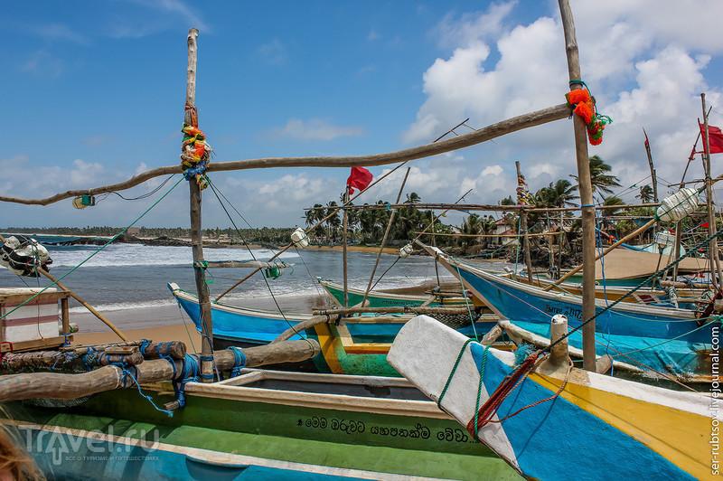 Средства передвижения на Шри-Ланке / Шри-Ланка