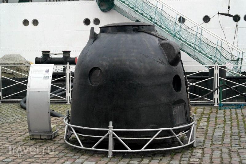 Калининград - Территория музея Мирового океана / Россия
