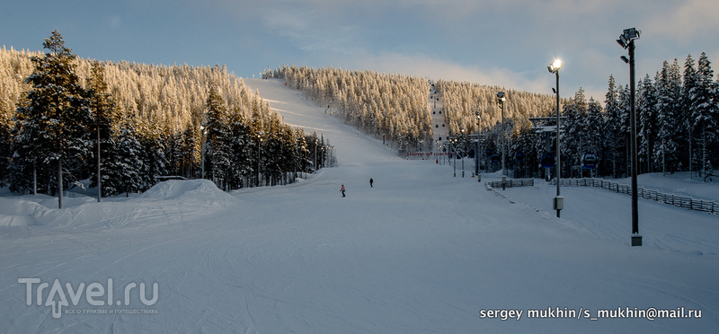 Снежные истории из Лапландии. Леви / Фото из Финляндии