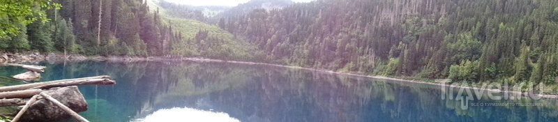 Абхазия озерная. Озеро Рица / Абхазия