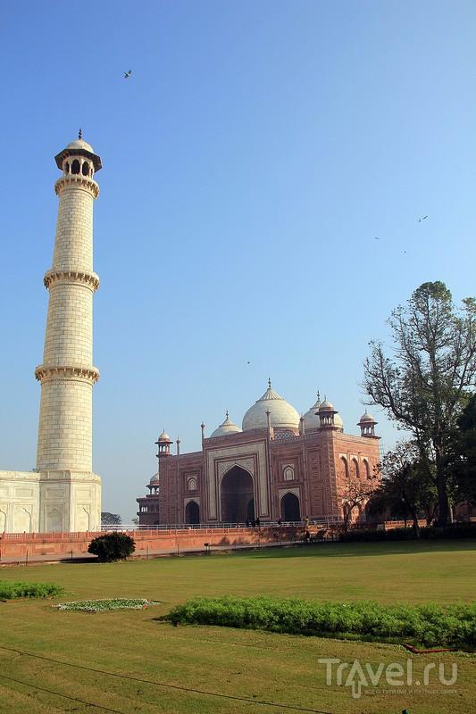 Индия. Агра (Agra) и Фатехпур Сикри (Fatehpur Sikri) / Индия