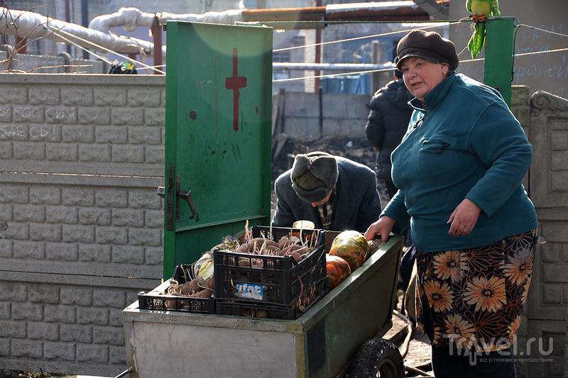 На дне остывшего котла / Украина