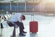 Самолет может улететь без вас