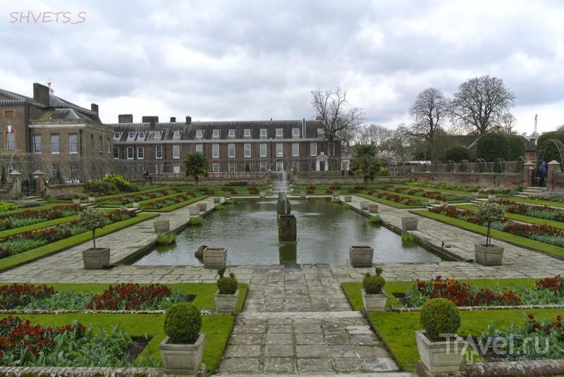 Кенсингтонский дворец / Великобритания