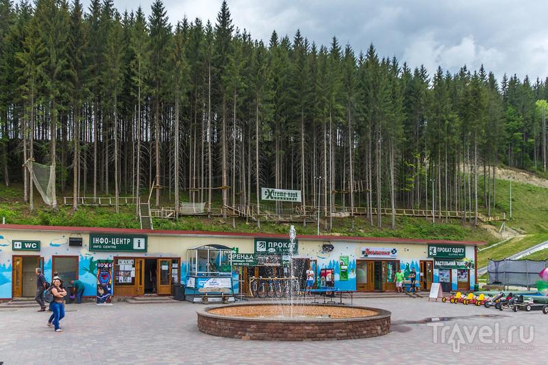 Буковель / Фото с Украины