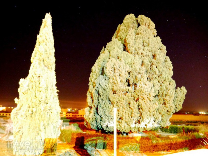 Ночной Язд / Иран