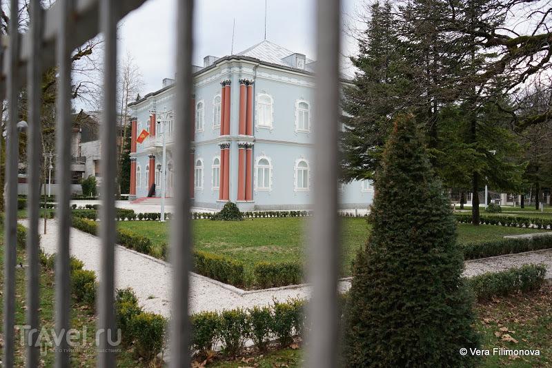 Черногория в конце марта: Тиват. Будва. Цетинье. Возвращение в Албанию / Черногория