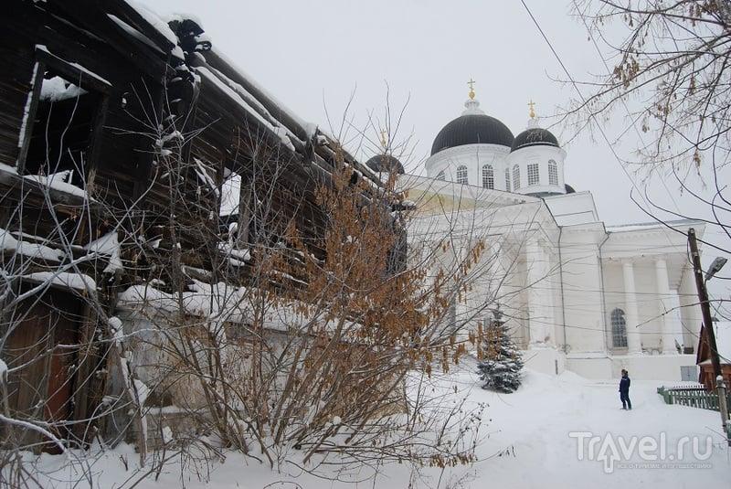 Арзамас (негативные аспекты) / Россия