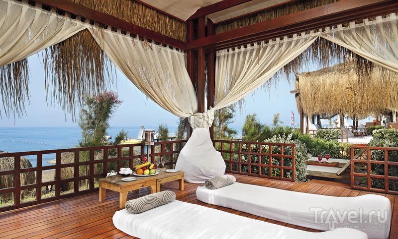 Приватный beach suite на пляже