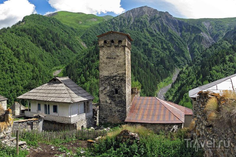 Сванетия - 2014. Адиши / Фото из Грузии