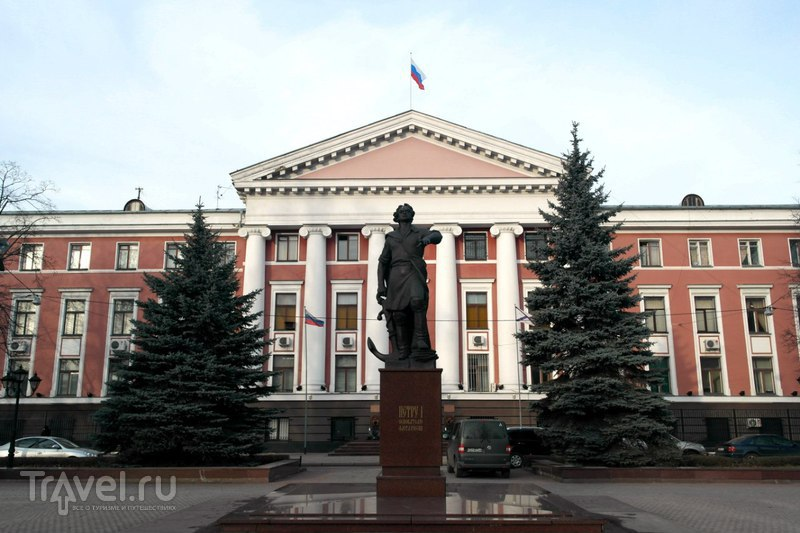 Калининград - От проспекта Мира до площади Победы / Россия
