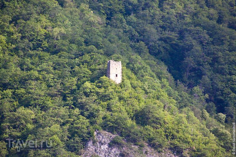 Грузия. Перевал Медвежий крест, Шатили, Анатори и Муцо / Фото из Грузии