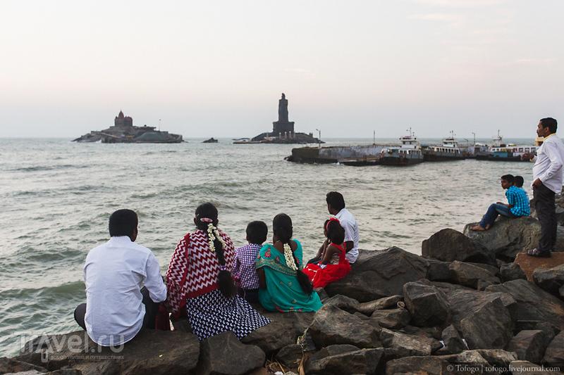 Индия. Каньякумари / Фото из Индии