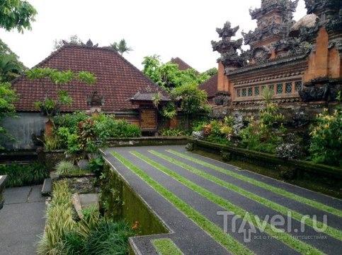 Бали. Райский остров или жизнь на вулкане. Заметка 1 / Индонезия