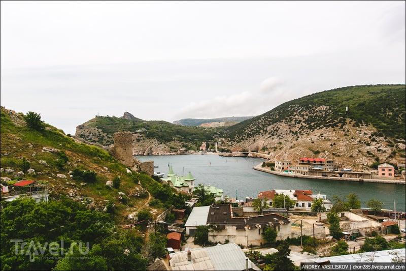 Крым. Балаклава / Россия