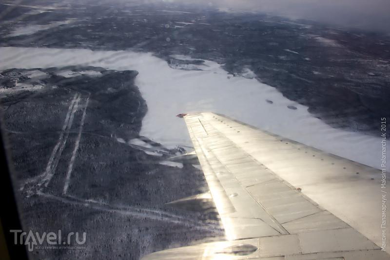 #EclipseFlight - полет за затмением / Россия
