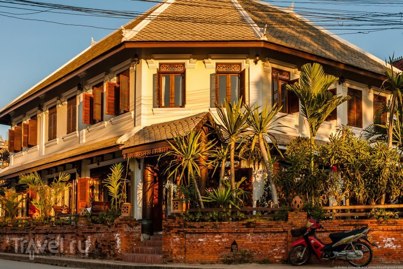 """Большое Азиатское Путешествие: """"Ламповый"""" Luang Prabang / Фото из Лаоса"""